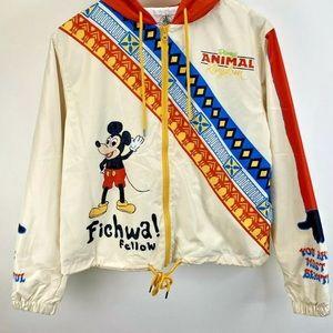 Disney 2019 animal kingdom jacket S Mickey Mouse